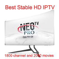 Neotv Pro IPTV Subscription Belgium Arabic Portugal Spanish Italian Europe French IPTV Code One Year Channel