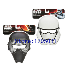Star Wars Kylo Ren Mask Cosplay Face Mask 1:1 Empire Soldiers Clone Trooper Imperial Stormtrooper Helmet Star Wars Mask Kid Toys
