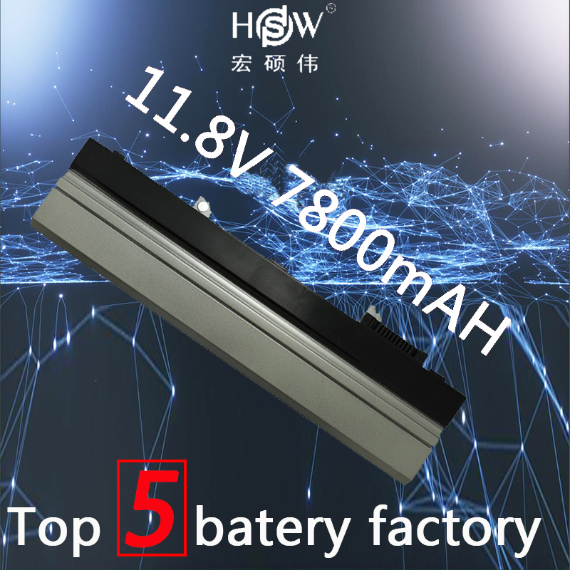 HSW 7800mAh Laptop Battery For Dell Latitude E4300 E4310 0FX8X 312-0822 312-0823 312-9955 451-10636 451-10638 451-11459  Battery