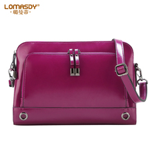 Exemption From Postage Messenger bag cowhide women's handbag fashion 2014 women's one shoulder small bag cross-body