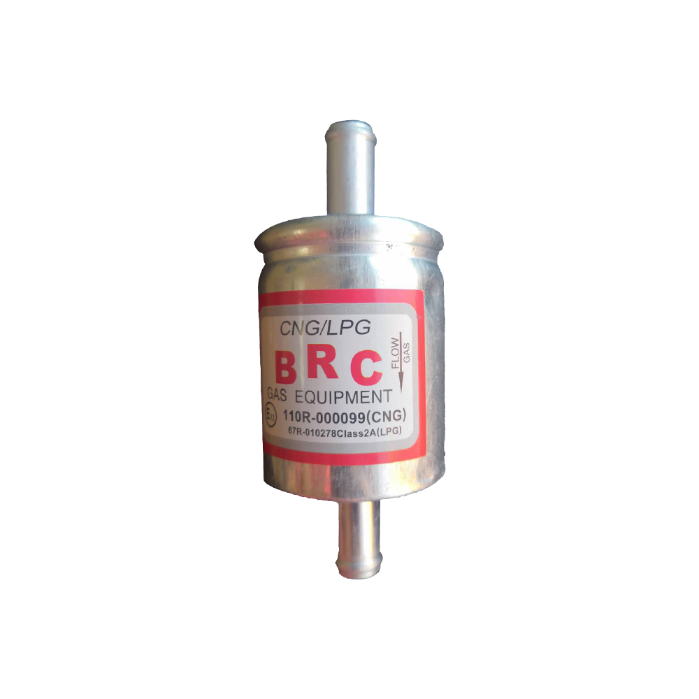 12mm Imported Filter Car Gas Filter Automotive LPG/CNG Natural Gas Liquefied Gas Filter