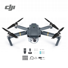 DJI Mavic Pro Camera Drone 1080P with 4K Video RC Helicopter FPV Quadcopter Standard Package Original(China)