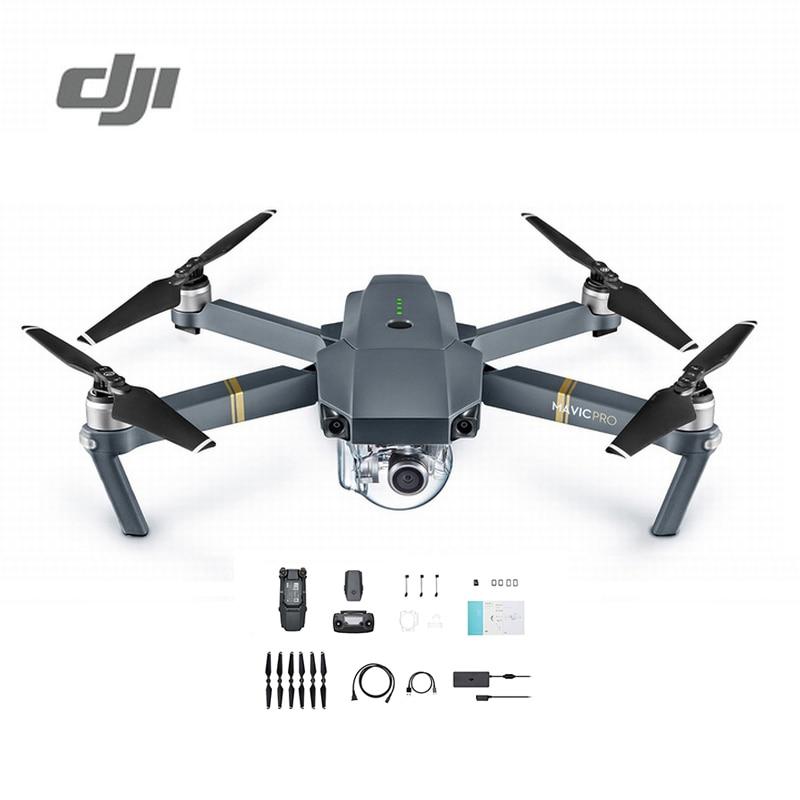 DJI Mavic Pro Kamera-drohne 1080 P mit 4 Karat Video RC Hubschrauber FPV Quadcopter Standard-paket Original