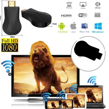 MiraScreen G4 TV Stick Anycast HDMI Dongle receptor 2,4G WiFi pantalla  Miracast Airplay DLNA Mini PC
