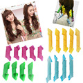18Pcs/Lot New  volume hair tools DIY magic Variety curly hair curler hair tools