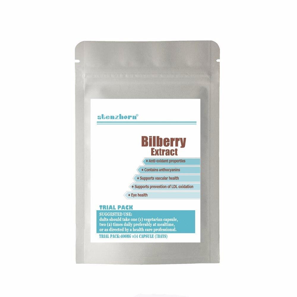BILBERRY   Antioxidant Support For Eye Health