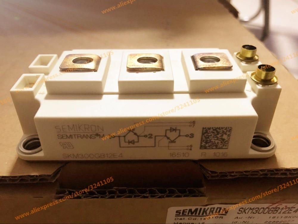 лучшая цена Free shipping NEW SKM300GB12E4 MODULE
