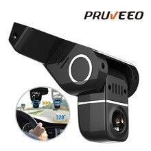 Pruveeo H1-Plus видеорегистратор 1080 P Full HD 170 градусов широкоугольный Автомобильный видеорегистратор камера для автомобилей