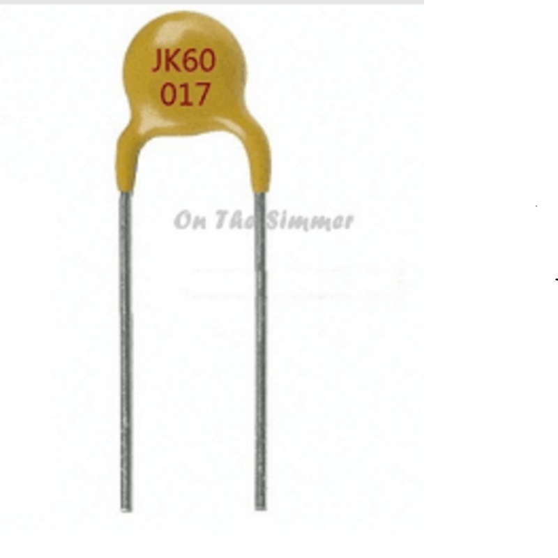 In JK60 017 60V 170MA 0.17A self recovery fuse PPTC the original authentic-in Fuses from Home Improvement    1