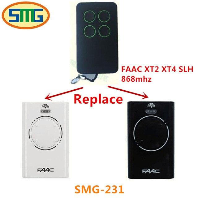 2x High Quality Faac Slhlr Xt2 Xt4 868mhz Replacement Garage Door