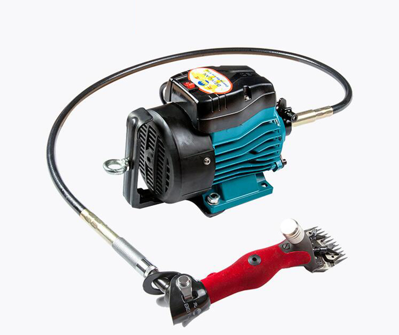 220V Professional electric shaft shearing machine Sheep Clippers Shears 370W 2800 r/min Y new 680w sheep wool clipper electric sheep goats shearing clipper shears 1 set 13 straight tooth blade comb