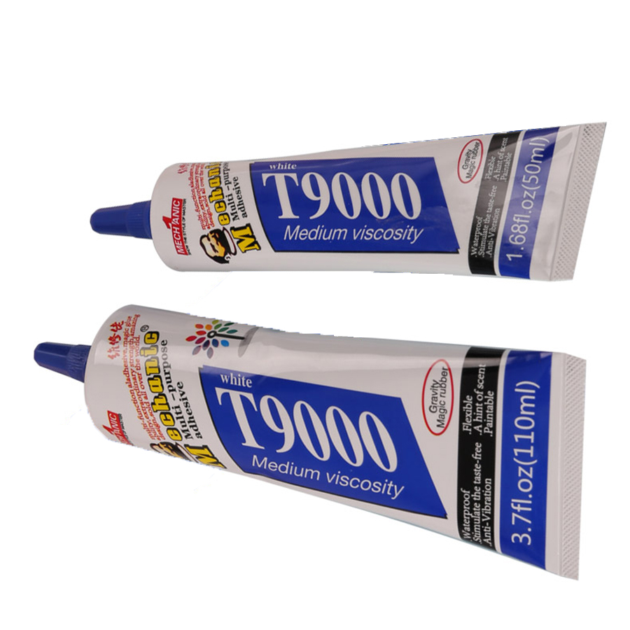 MECHANIC <font><b>T9000</b></font> white Environmental protection No corrosion Universal <font><b>glue</b></font> for Mobile phone frame repair Handmade Jewelry image
