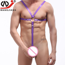 Sexy Underwear For Men Sexy Underwear Thong Jockstrap Lingerie WJ 2016 Gay G-String Underwear Man