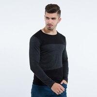Mens Casual T Shirts Tops Tee Crew Neck Long Sleeve Slim Fit Men S T Shirt
