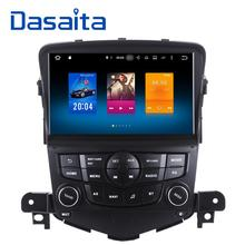 Dasaita 8″ Android 8.0 Octa Core Car GPS for Chevrolet Cruze 2008-2011 NO DVD with 4GB Stereo Auto Radio Audio Head unit DAB