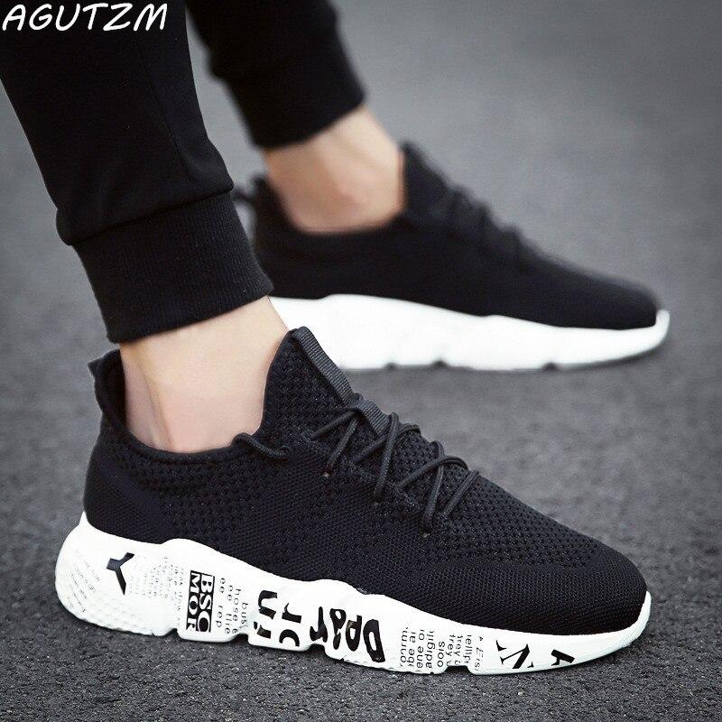 Weweya Woven Men Casual Shoes Breathable Male Shoes Tenis Masculino Shoes Zapatos Hombre Sapatos Outdoor Shoes Sneakers Men zapatillas de moda 2019 hombre