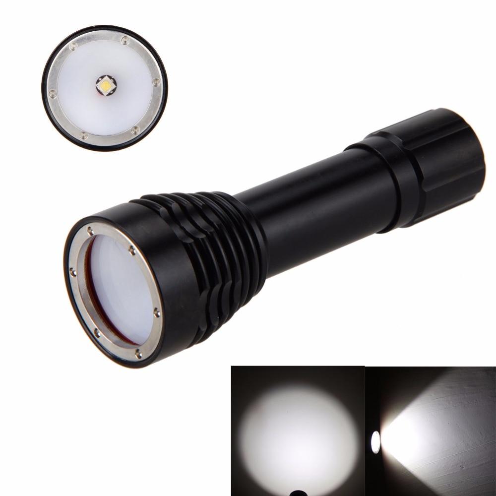 все цены на  5000lm XM-L2 Scuba Diving Photography Underwater Video LED Flashlight Torch Scuba Lamp Light  онлайн