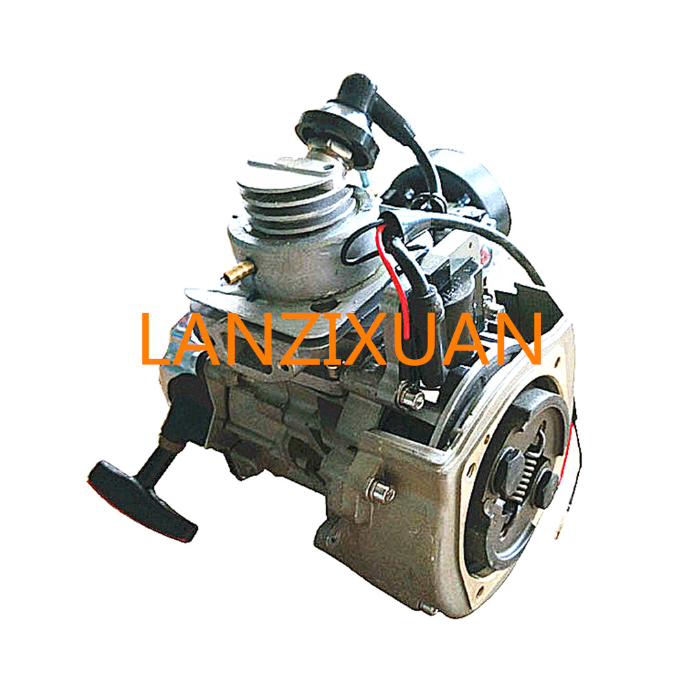 HANGKAI 2 STROKE 3.5/3.6HP OUTBOARD MOTORS BOAT ENGINE OUTBOARD OUTBOARD MACHINE MARINE PROPELLER BOAT ENGINE new outboard propeller 58100 88l31 019 size 11 5 8 x 12 12p df40a 50a 6 for suzuki marine outboard engine motor