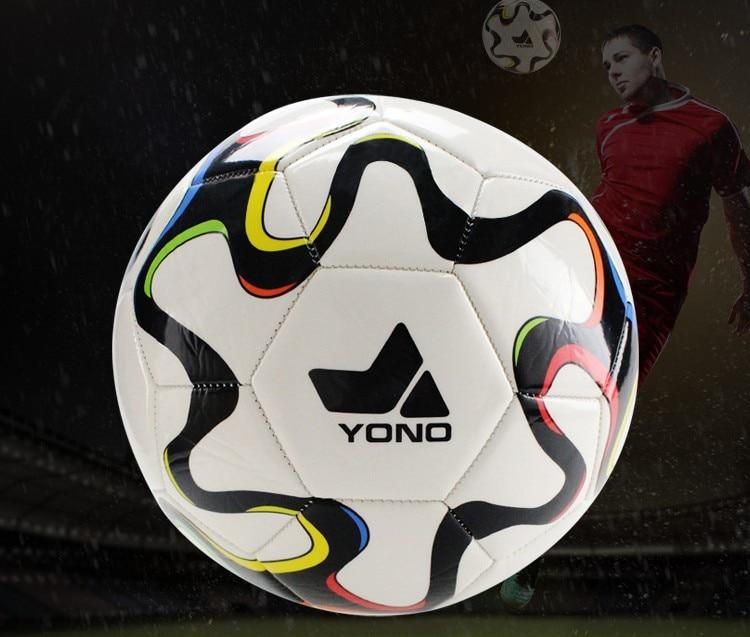 Chaud! 2017 nouveau A + + Premier ballon de Football PU officiel taille 5 Football but ligue balle sports de plein air balles d'entraînement, livraison gratuite
