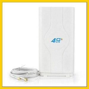 Image 4 - E8372 150 mbps 4g lte wifi 모뎀 E8372h 153 + 4g 신호 증폭기 안테나 i 이중 ts9 커넥터