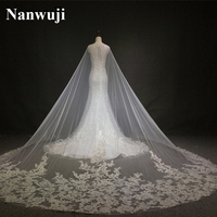 Vestidos De Novia 2017 Mermaid Wedding Dress Lace Bridal Gowns Pearls Beads Wedding Dress Robe De