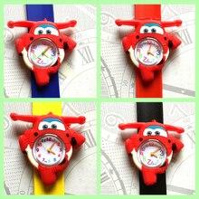 HBiBi Brand Children's Watch Aircraft car kids Baby Watches