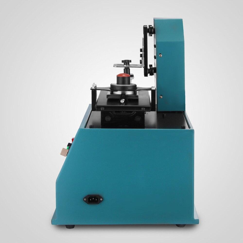 Электрический колпачки для краски Тип pad Принтера Кодирование даты печатная машина