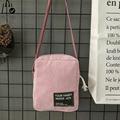 LINLANYA новый Вельвет Женщины Посыльного сумки Модные Сумки Сумки На Ремне Высокое Качество Кроссбоди мешок Y-441