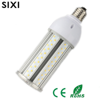 E27 E40 LED sokak lambaları 12 W 16 W 20 W 24 W Yüksek parlak LED Mısır Ampul Epistar cips IP64 ile su geçirmez AC85-265V