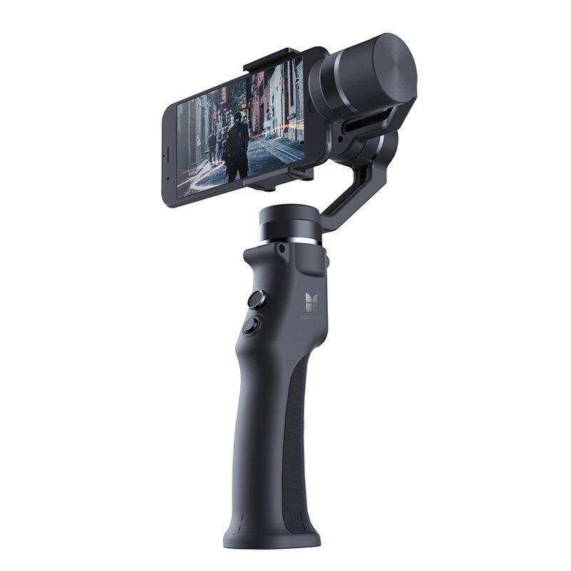 Image 2 - Funsnap Capture 3 Axis Handheld Gimbal Stabilizer for smartphone mobile phone gopro EKEN SJCAM action cameraHandheld Gimbal   -
