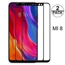 2-Pack Premium Tempered Glass Screen Protector Xiaomi Mi 8 L