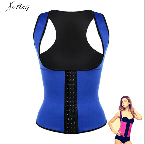 1e8ffefaf8 Hot sell body Shapers waist trainer corset vest shaper sauna slimming  abdomen belly belt Fit Sweat Shaper Body magic girdle