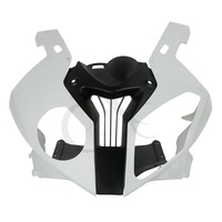 ABS Unpainted Upper Fairing Cowl Nose For BMW S1000RR S 1000 RR 2010 2014 2011