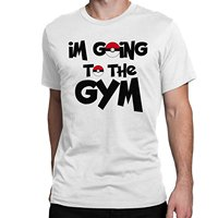 2017 Summer T-shirts For Men Going To The Gymnasium Pokn Go Gyms Tee Mens T-shirt