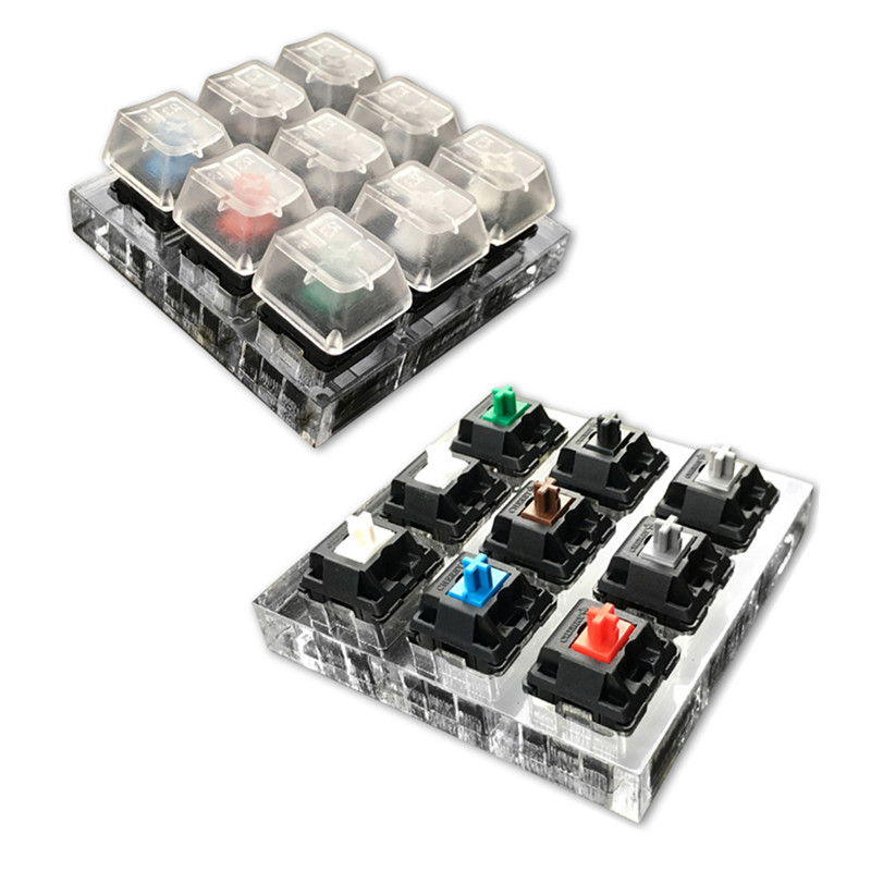 Cherry MX Switches Tester Cherry/Kailh/Gs
