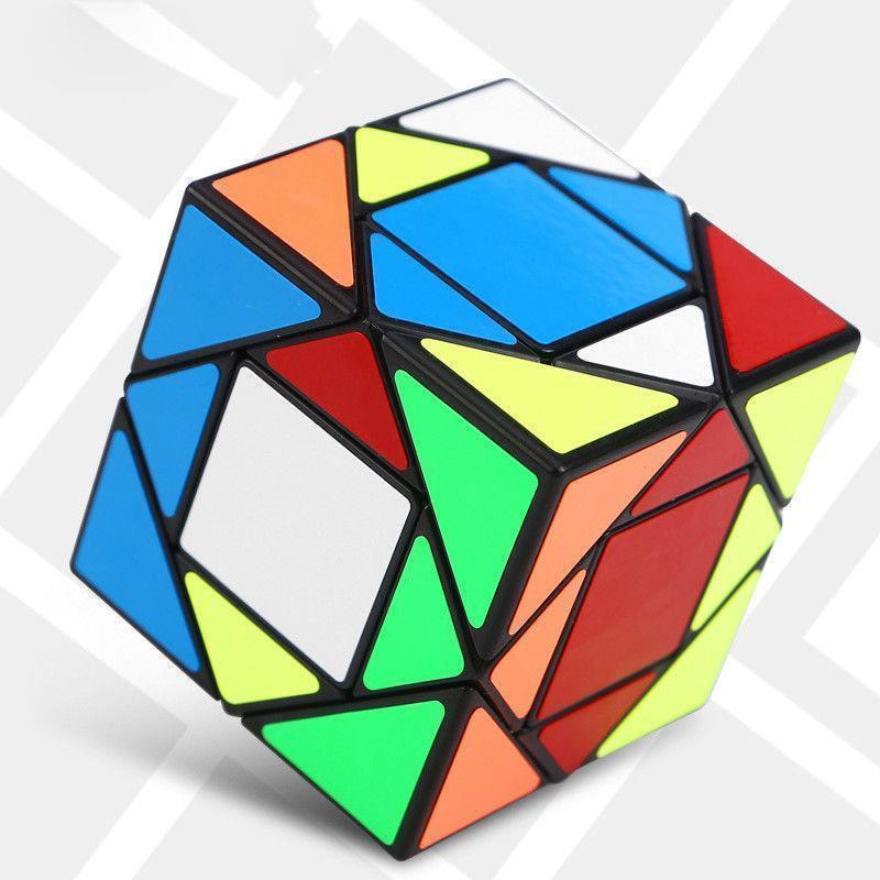 Moyu 3x3x3 Pandora Speed Skew Magic Cube Professional Ultra-smooth Twist Puzzle 1Pcs Safe ABS Plastic Professional
