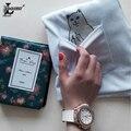Лей-SAGLY Дикая Кошка Напечатаны Белый Карман Harajuku Стиль Футболки Специальные Любителей Женщин С Коротким Рукавом Повседневная Подарков футболка H149