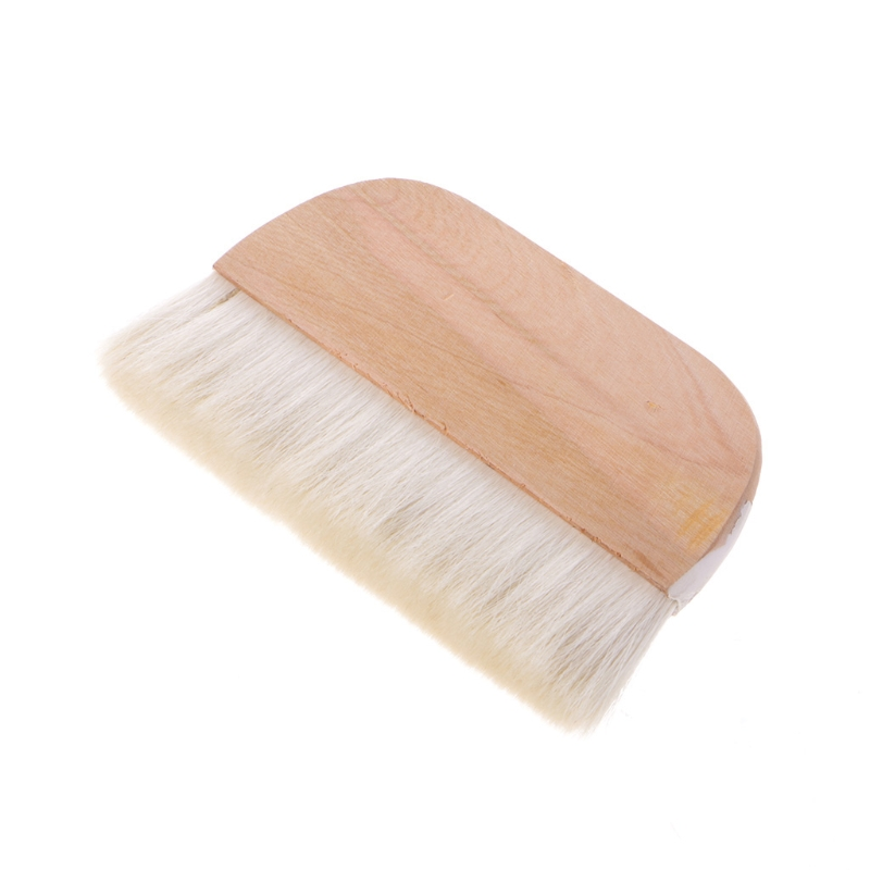 8in Wooden Handle Art Supplies Watercolor Brush Goat Hair Hake Brush Paint Brush