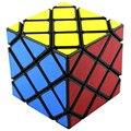 Extraña forma LanLan 8-Axis maestro Skewb cubos mágicos velocidad rompecabezas giro cuadrado Cubo de educación aprendizaje juguetes juego L-50