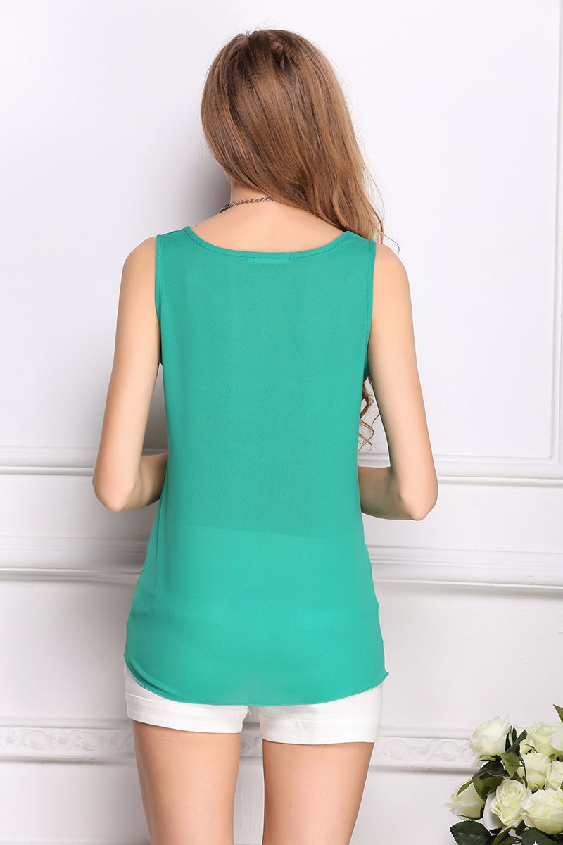 2017 moda popularne sexy szczupła marynarka clothing blusas bluzki damskie szyfonowa letnia lady bluzka/koszula 9 kolory topy ol bluzka 15