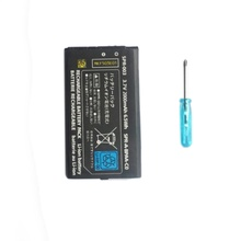 Screwdriver-Pack Nintend Battery-With-Tool-Kit Rechargeable 2000mah for 3DS LL/XL Lithium-Ion