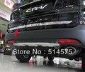Для Honda CRV CR-V абс хром зад ( ниже ) крышка багажника крышка отделка 1 шт.