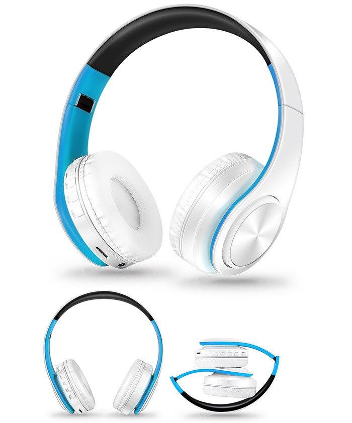 HTB1p3eGRXXXXXcEXpXXq6xXFXXXI - ZAPET LPT660 Headphone, Bluetooth Headset Foldable Wireless Headphones Earphone