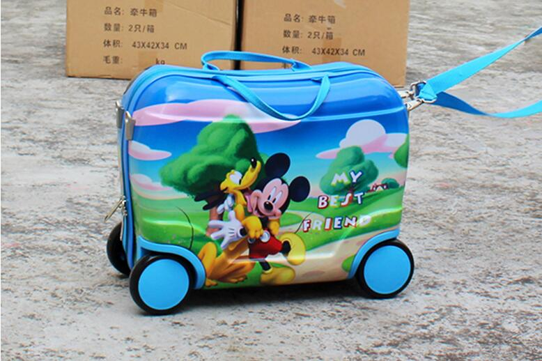 Compare Prices on Mickey Luggage- Online Shopping/Buy Low Price ...