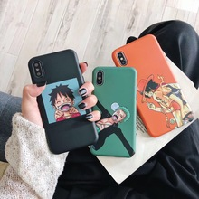 One Piece Phone Case For iPhone