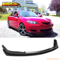 For 2004 2005 2006 Mazda 3 Type I Front Bumper Lip Unpainted PU Urethane