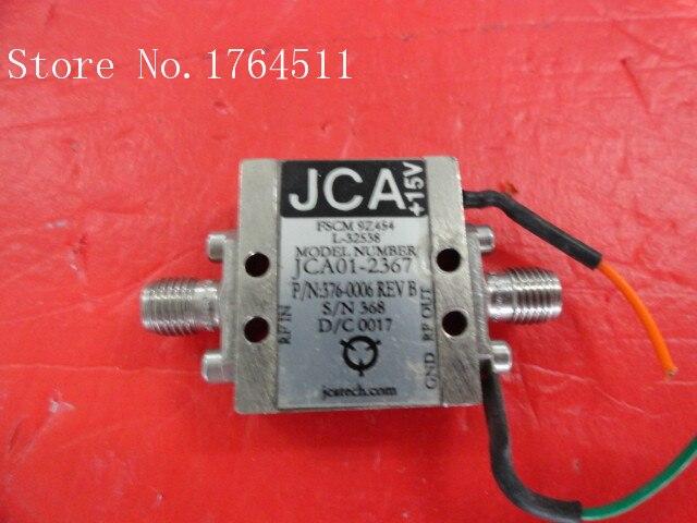 [BELLA] JCA JCA01-2367 15V SMA Supply Amplifier