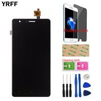 LCD Display Touch Screen Glass Digitizer Assembly Repair For Oukitel K4000 Lite LCD Display Free Tools