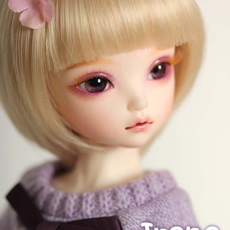 Top Quality 1/6 BJD Doll BJD/SD Fashion Cute Irenes Resin Doll With Eyes For Baby Girl Birthday Chrismas Gift цена