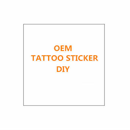Detail Feedback Questions about Customized Waterproof Temporary ...